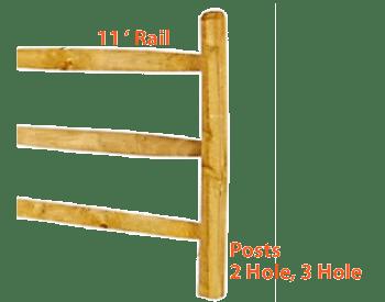 Rough Fence Boards Split Rail Amp Round Posts Culpeper