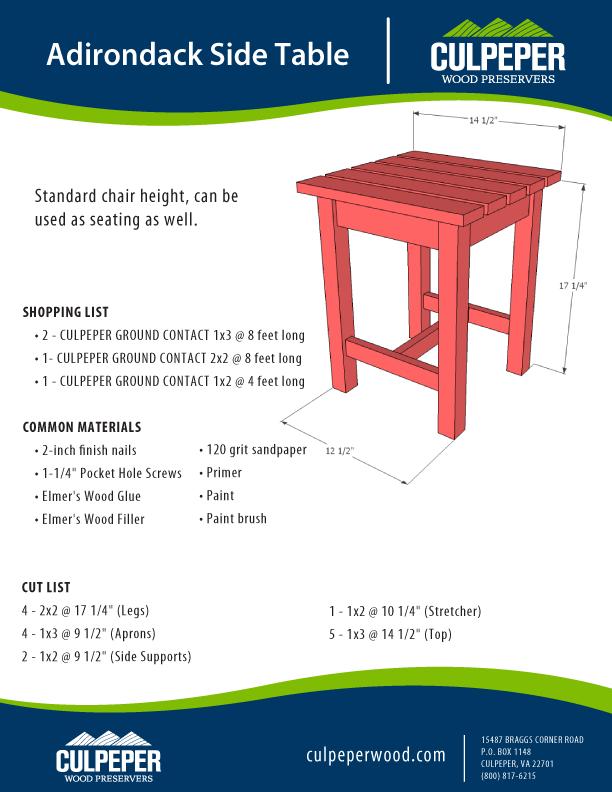 Adirondack-Side-Table-Plan