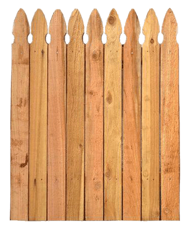 Cedar-Fence