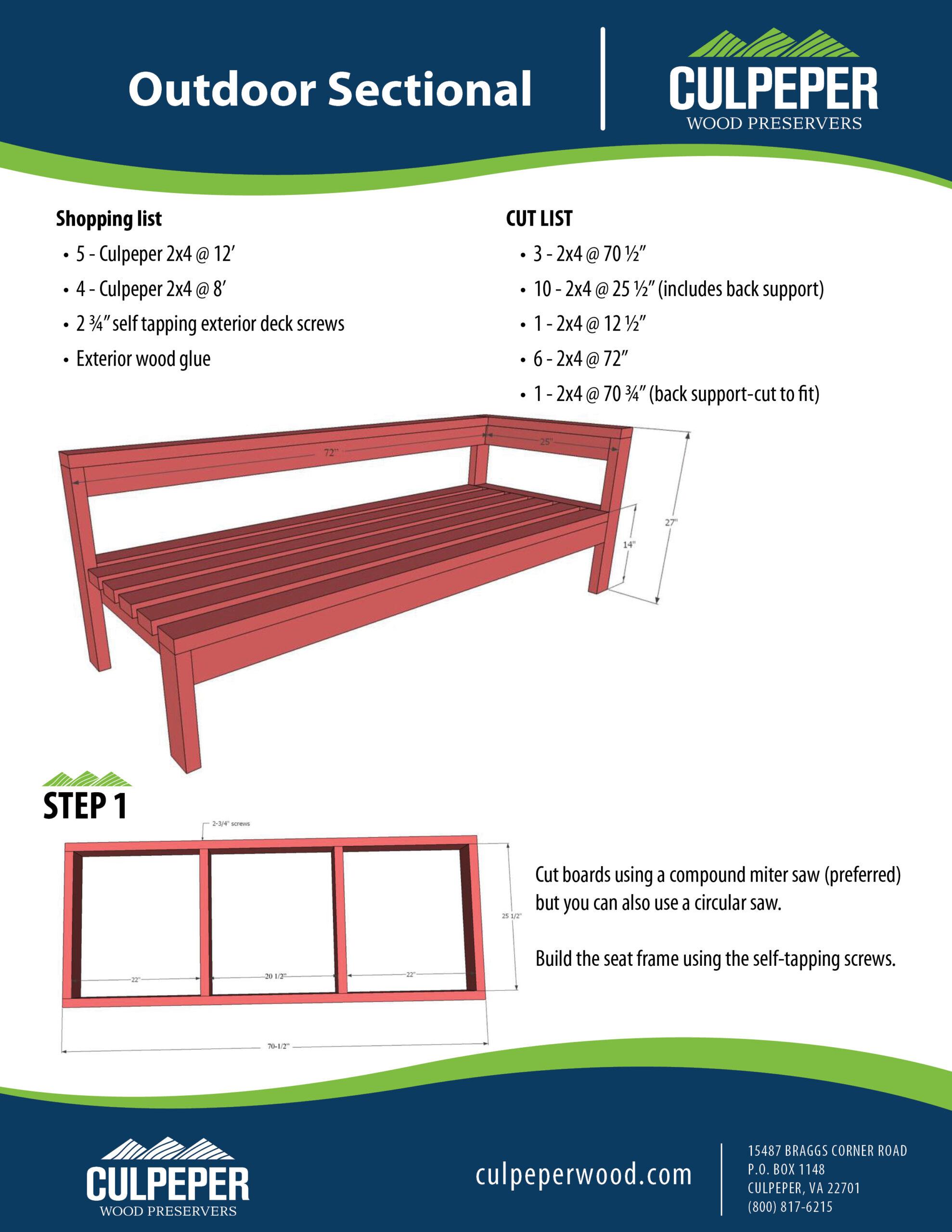 Outdoor Sectional KK050520