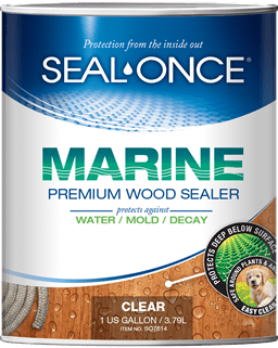 Seal Once Marine Sealer