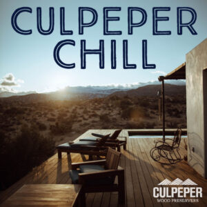 Culpeper Chill Spotify Playlist