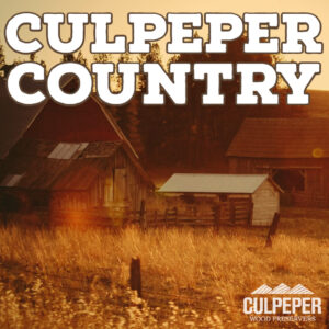 Culpeper Country Spotify Playlist
