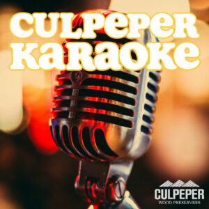 Culpeper Karaoke Spotify Playlist