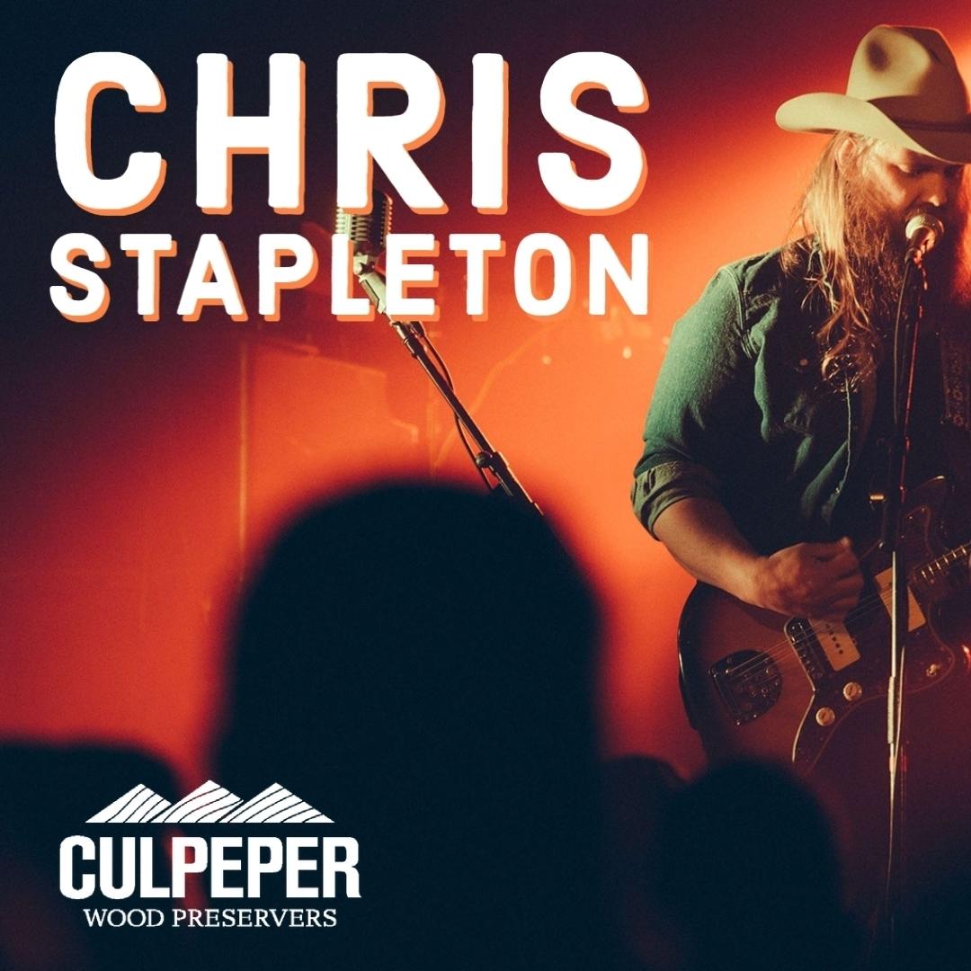 Culpeper Chris Stapleton