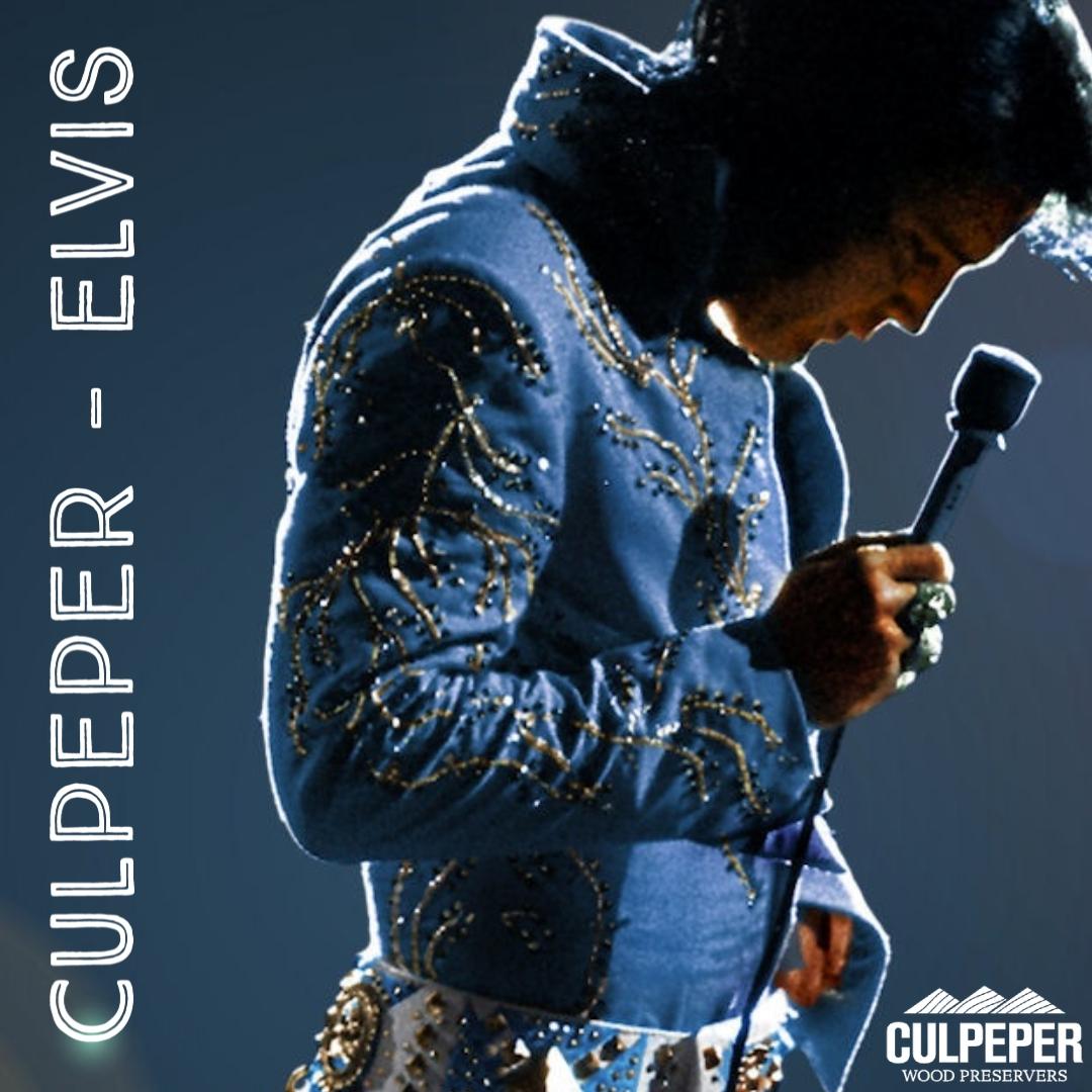 Culpeper - Elvis