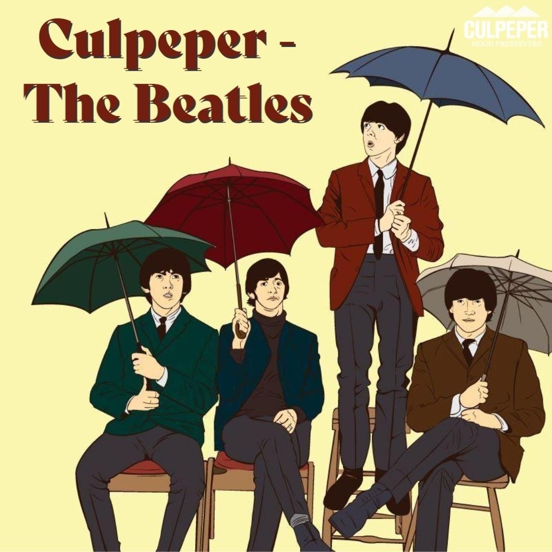 Culpeper - The Beatles