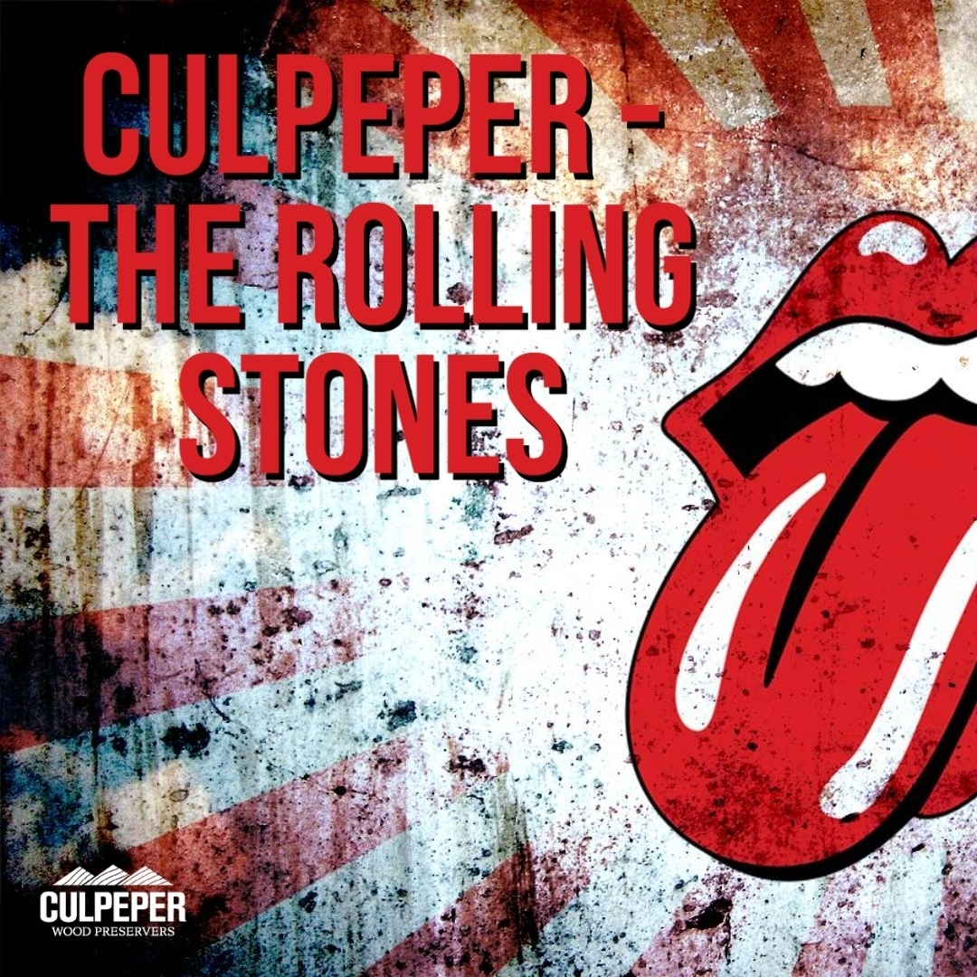 Culpeper - The Rolling Stones