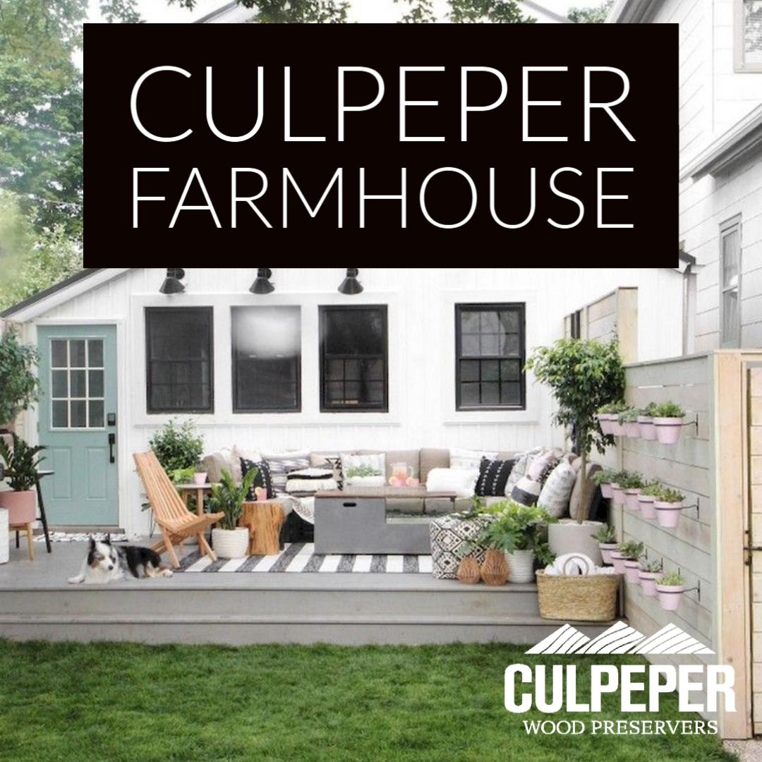 Culpeper Farmhouse